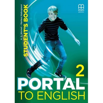 Portal to English 2 SB+WB Pack
