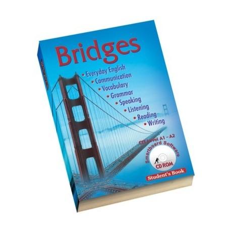 Bridges A1+A2 Seviye İngilizce Öğrenci Kitabı ve CD Rom