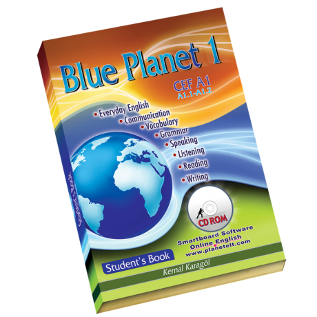 Blue Planet 1 A 1 Elementary Coursebook