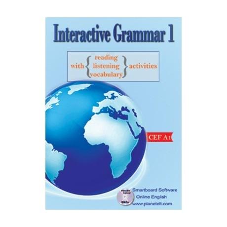 Interactive Grammmar1 A1-gramer artık zevkli