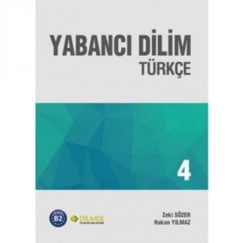 Yabancı Dilim Türkçe 4 Yeni...